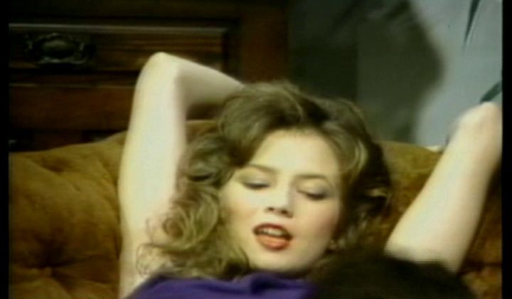 Traci Lords Country Girl Sc1 (1985) Vintage